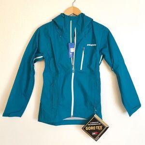 Patagonia Alpine Climbing Gore-Tex Jacket Size XS